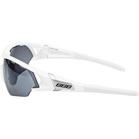 BBB Summit BSG-50 Lunettes de sport, glossy white
